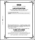 Scott Liechtenstein Album Supplement 2015, #66