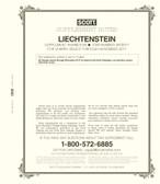 Scott Liechtenstein Album Supplement 2017, #68