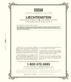 Scott Liechtenstein Album Supplement 2019, #70
