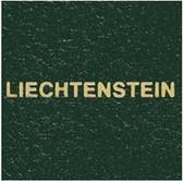 Scott Liechtenstein Specialty Binder Label
