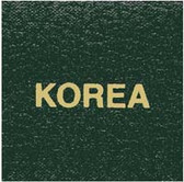 Scott Korea Specialty Binder Label
