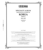 Scott Korea Album Pages, Part 2 (1981 - 1999)