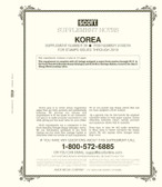 Scott Korea Album Supplement 2019, #38
