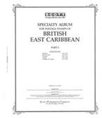 Scott British East Caribbean Album Pages, Part I (1850 - 1945)