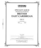 Scott British East Caribbean Album Pages, Part 4 (1976 - 1985)