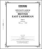 Scott British East Caribbean Album Pages, Part 5 (1986 - 1988)