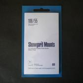 Showgard 106 x 55 mm Pre-Cut Mounts