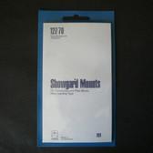Showgard 127 x 70 mm Pre-Cut Mounts