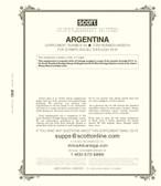 Scott Argentina Album Supplement  No. 26 (2019)