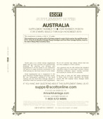 Scott Australia Album Supplement, 2019 #73