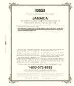 Scott Jamaica Stamp Album Supplement, 2019 #15