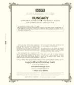 Scott Hungary Album Supplement, 2019 #70