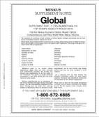 Minkus Worldwide Global Album Supplement for 2020, Part 1