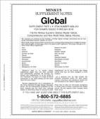 Minkus Worldwide Global Album Supplement for 2020, Part 2