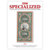 2022 Scott Specialized Catalogue of US Stamps