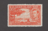 Cayman Islands Scott 100, MNH