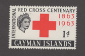 Cayman Islands Scott 169, MNH