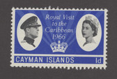 Cayman Islands Scott 180, MNH