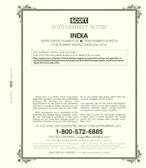 Scott India Album Supplement, 2019 #24