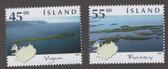 Iceland, Scott Cat. No. 975 - 976, MNH