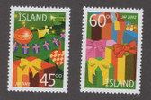 Iceland, Scott Cat. No. 980 - 981, MNH