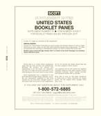 Scott US Booklet Panes Album Supplement, 2017 #79