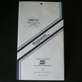 Showgard 229 x 131 mm Mount for World War II and Looney Tunes Sheets