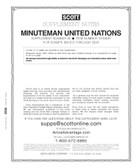 Scott United Nations Minuteman Album Supplement, 2020 #30