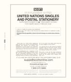 Scott United Nations Album Supplement, 2020, #56