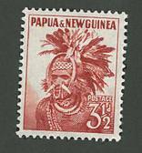 Papua New Guinea, Scott Cat No. 127, MNH