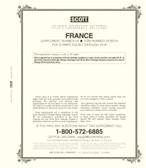 Scott France Stamp Album Supplement, 2020 #55