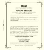 Scott Great Britain Album Supplement 2020  #74