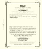 Scott Germany Album Supplement, 2020 #54