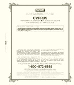 Scott Cyprus Album Supplement 2019 #21
