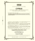 Scott Cyprus Album Supplement 2020 #22