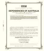 Scott Australia Dependencies Album Supplement, 2019 #32