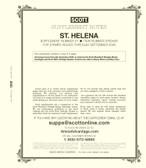 Scott St. Helena Album Supplement 2020 #21
