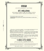 Scott St. Helena Album Supplement 2018 #20