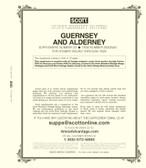 2020 Scott Guernsey and Alderney Album Supplement, No. 22