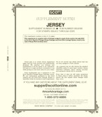 Scott Jersey Album Supplement, 2020 #22