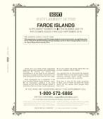 Scott Faroe Islands Album Supplement, 2020 #24