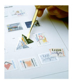 DAVO LUXE United Nations Vienna Hingeless Stamp Album Supplement 2020