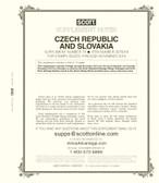 Scott Czech Republic and Slovakia  Album Supplement, 2019 #70