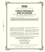 Scott Czech Republic and Slovakia  Album Supplement, 2020 #71
