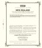 Scott New Zealand Stamp Album Supplement, 2019 #35
