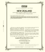 Scott New Zealand Stamp Album Supplement, 2026 #35