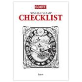 Scott Postage Stamp Checklist: Japan