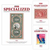 2022 Scott Specialized Bundle with Graded Definitive Books - Pre-Order Now