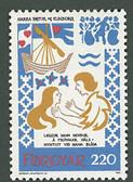 Faroe Islands, Scott Cat No. 086, MNH