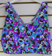 Sports Bra Multi Circles
